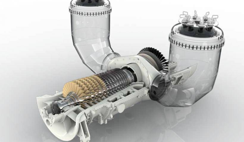 V94.2 Gas Turbine