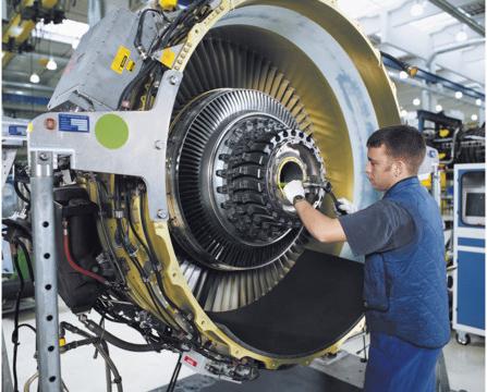 توافق ام تی یو با ایرلاین پاکستانی برای تعمیر و نگهداری موتورهای سی اف ام56