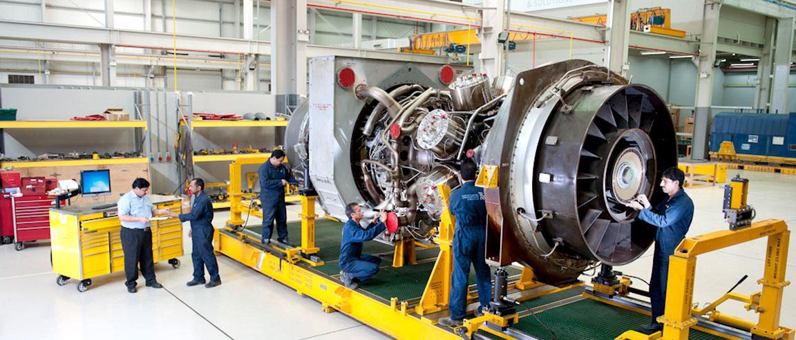 رشد چشمگیر تعمیر و نگهداری توربین گاز در پنج سال آینده