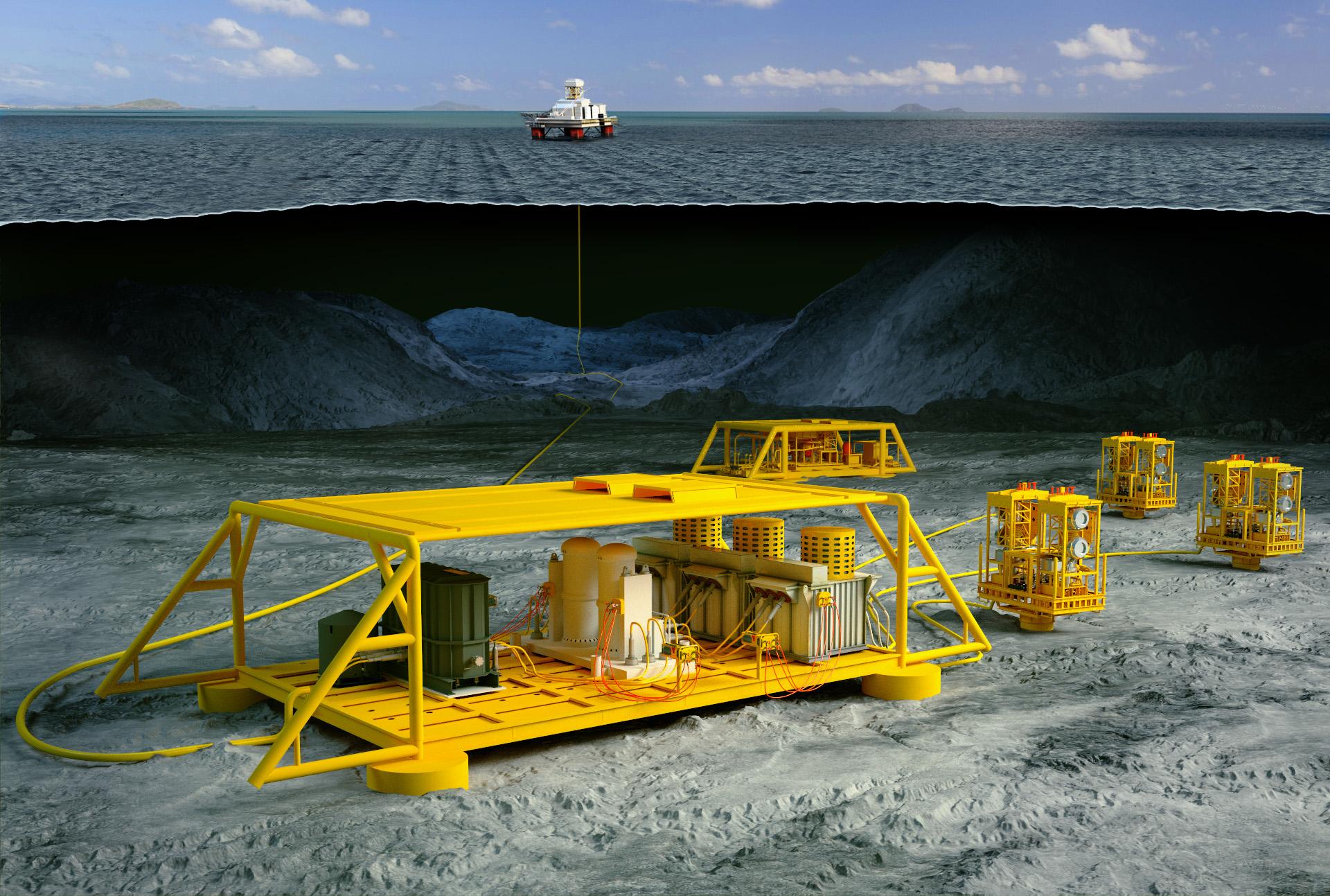 آزمایش موفق فاز اول پروژه شبکه انتقال برق زیردریا توسط زیمنس
