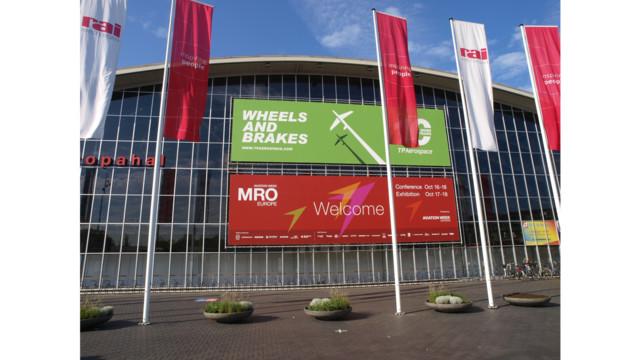 گزارش تصویری از نمایشگاه MRO اروپا 2018