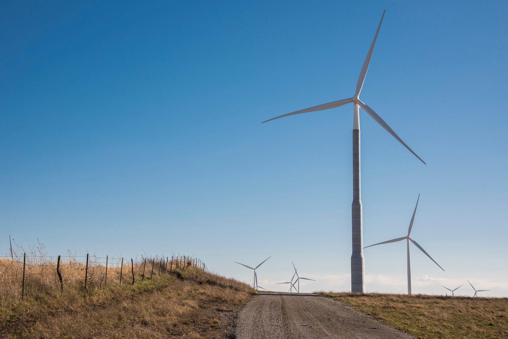 انرژی باد، اندیشهای بلند