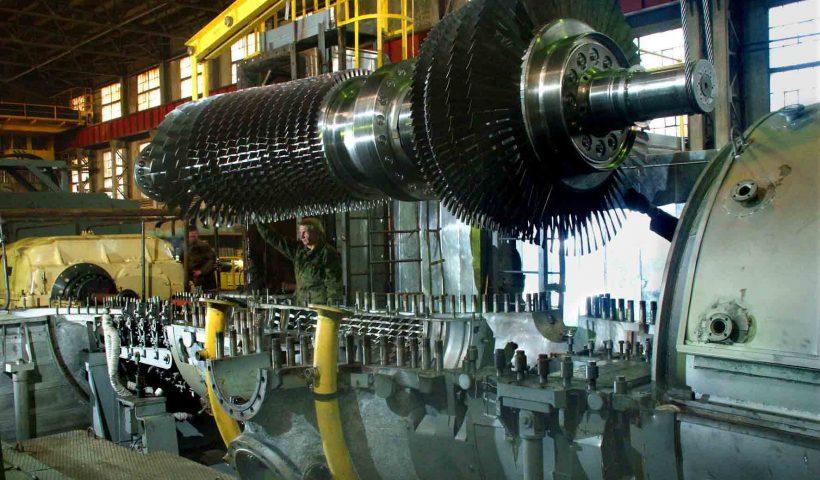 تولید کنندگان توربین گاز روسیه