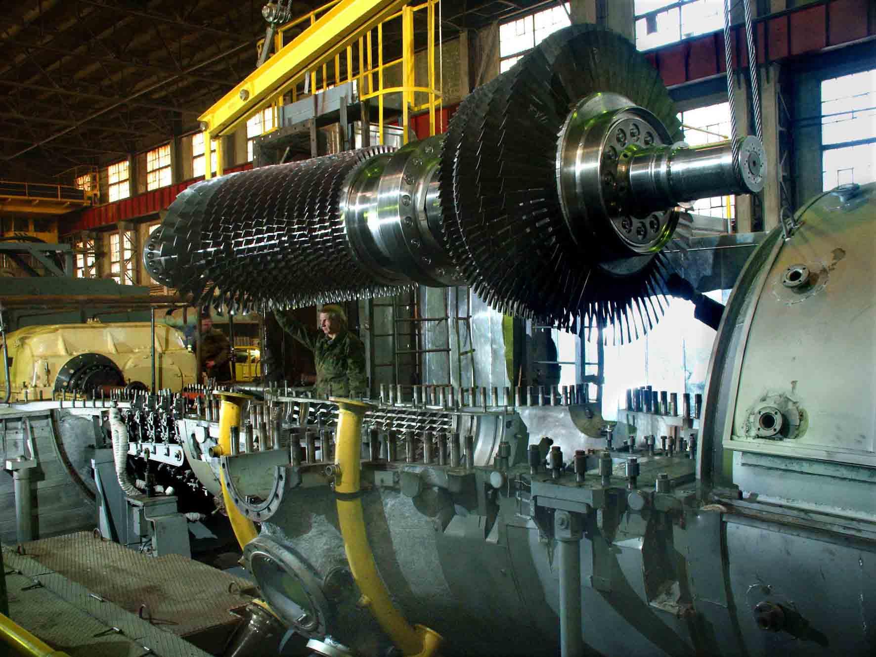 چشماندازی از تولیدکنندگان توربین گاز روسیه (بخش اول)