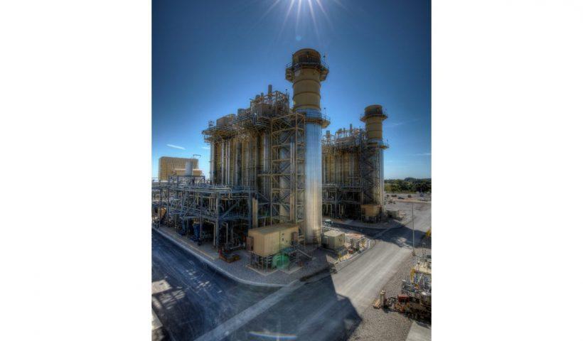 نیروگاه سیکل ترکیبی گاز طبیعی