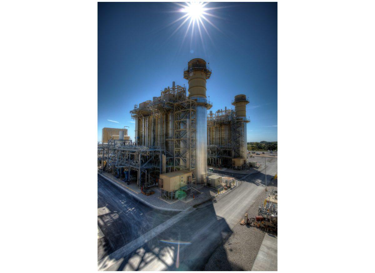بهترین پروژه گاز طبیعی سال 2017