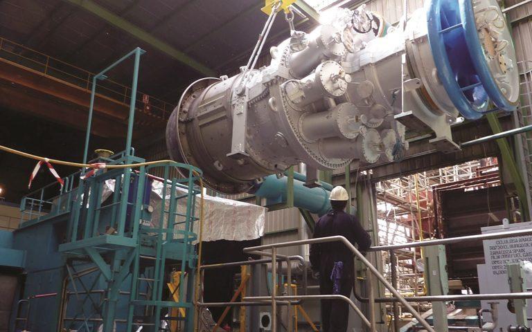توربین گازی فریم 6