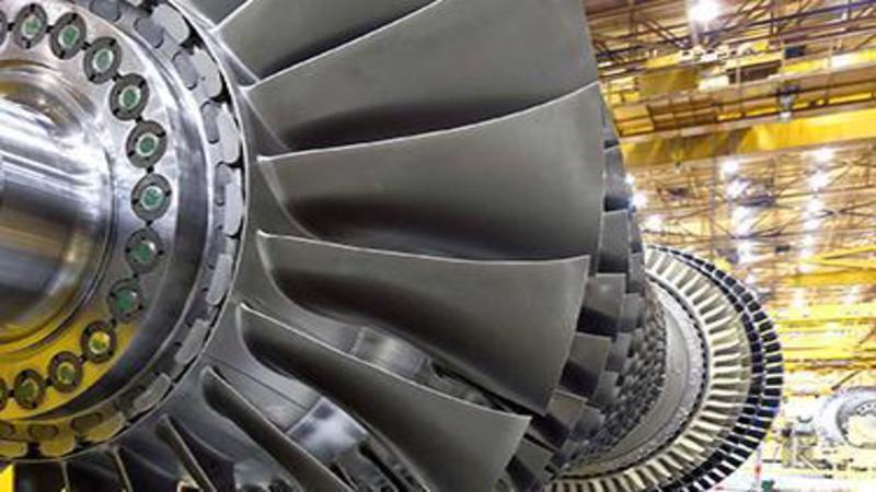 عرضه توربین گاز توسط جیئی برای نیروگاه القدوس عراق