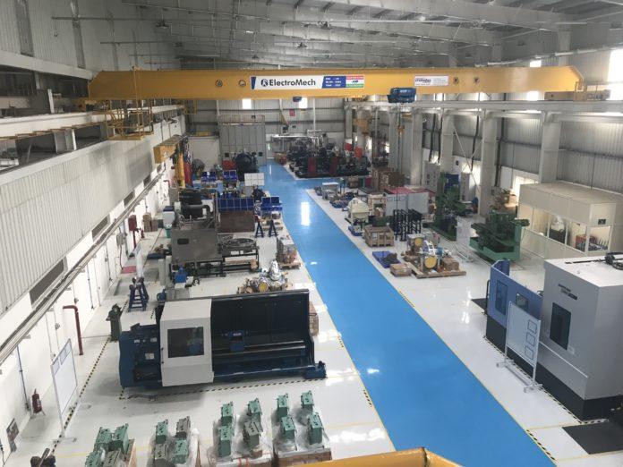 راه اندازی کارخانه ساخت توربین جدید در هند
