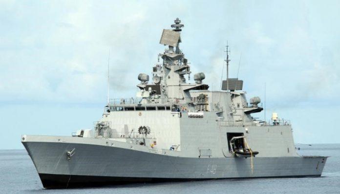 موتورهای جنرال الکتریک برای ناوچه نیروی دریایی هند