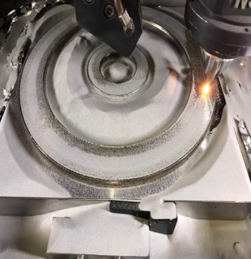 طراحی و چاپ سه بعدی قطعات توربین گاز توسط سیام