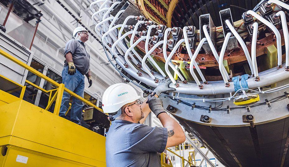 پروژه جدید زیمنس در کارولینای آمریکا با مشارکت دوک انرژی