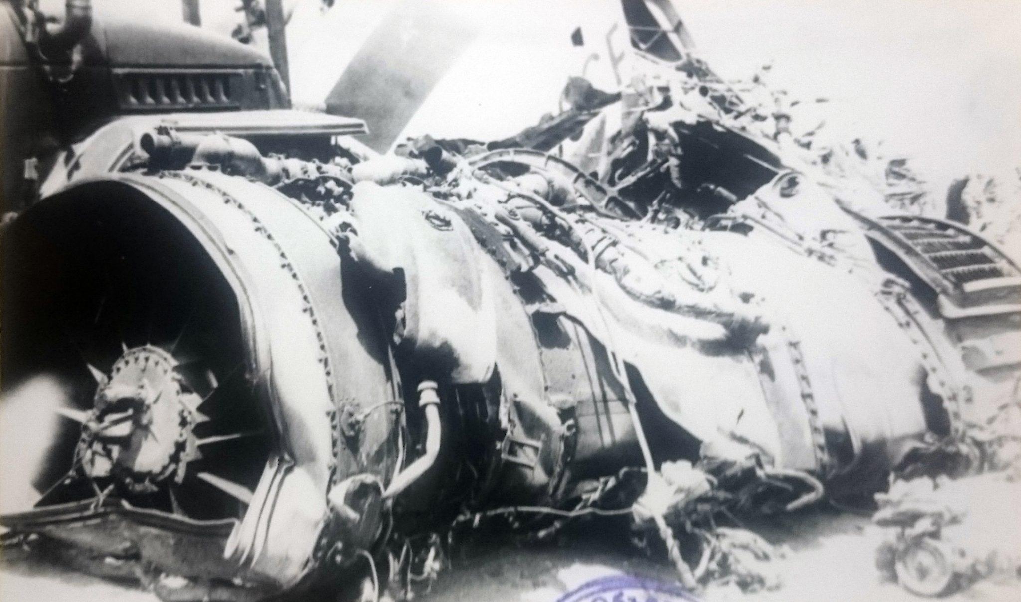 واماندگی مرگ بار موتور پرواز 7425 (سوانح هوایی بخش چهارم)