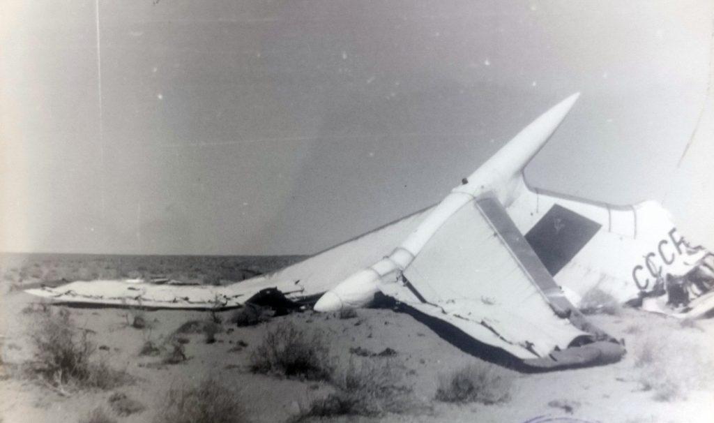 هواپیمای توپولف 154بی-2
