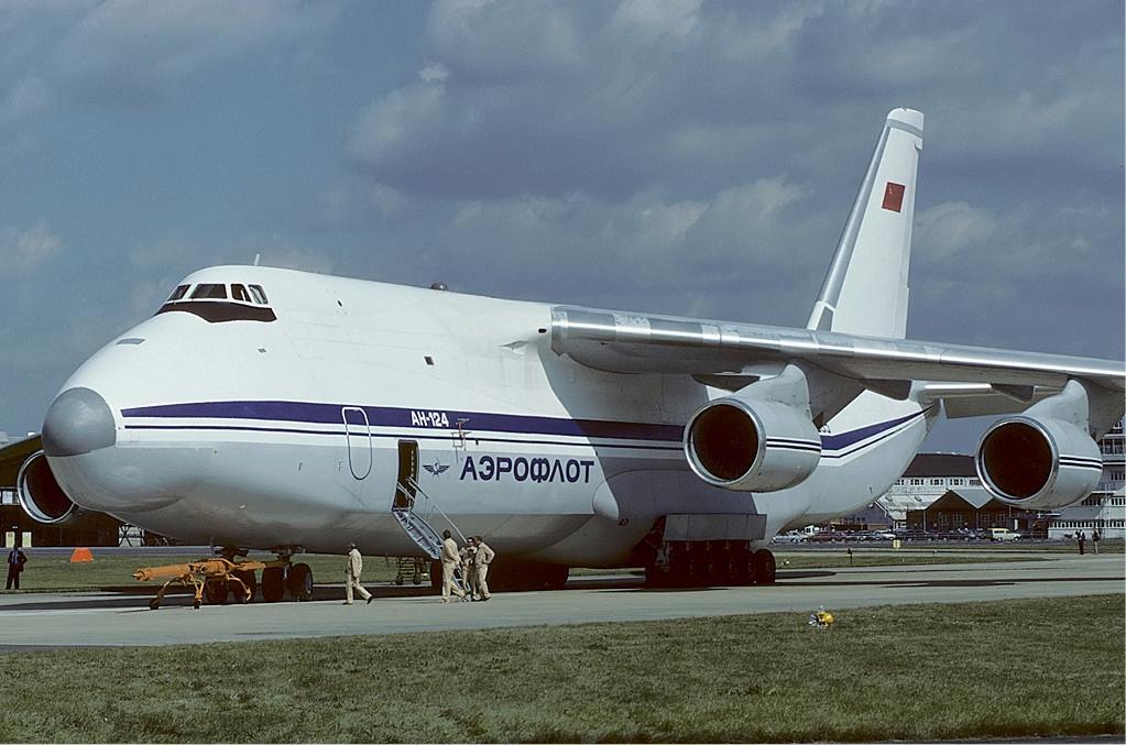 آنتونوف -124-100