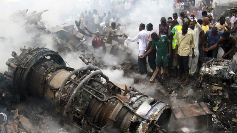 کار افتادن موتور در نیجریه