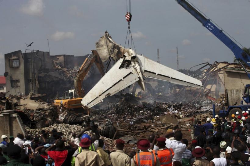 خطای تعمیر در آمریکا، از کار افتادن موتور در نیجریه (سوانح هوایی بخش هفتم)