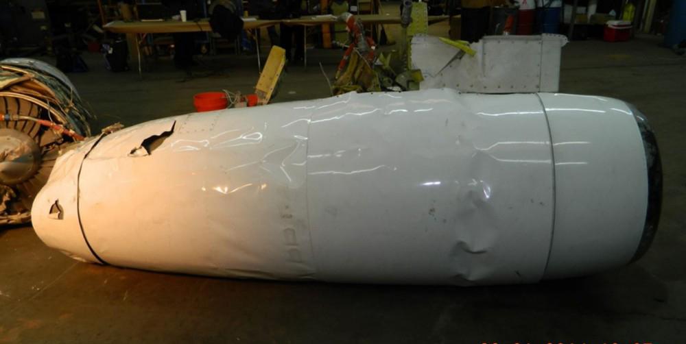 به کار افتادن بیموقع معکوسکننده رانش و سقوط مرگبار در ساحل آتلانتیک (سوانح هوایی بخش یازدهم)
