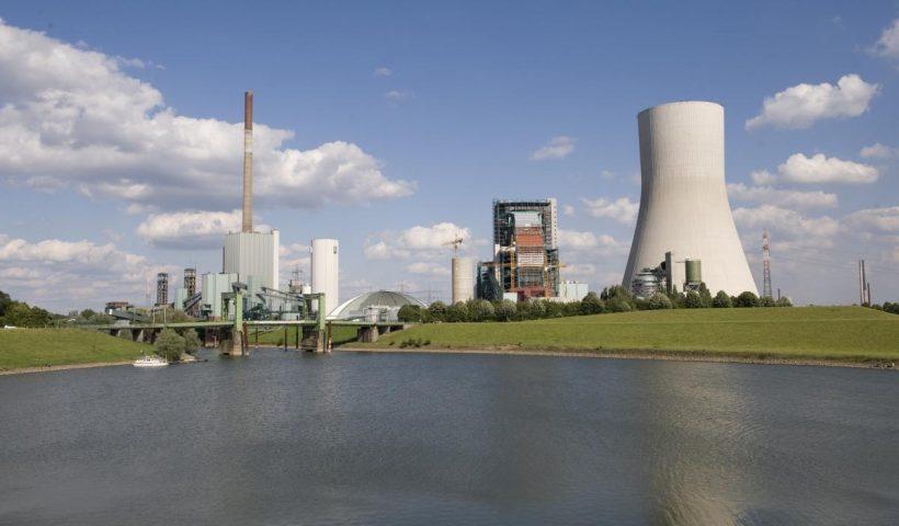 نیروگاه های برق حرارتی