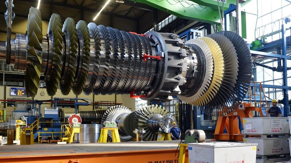 ارائه پیشنهاد رسمی زیمنس برای بومیسازی تولید توربین گاز در روسیه