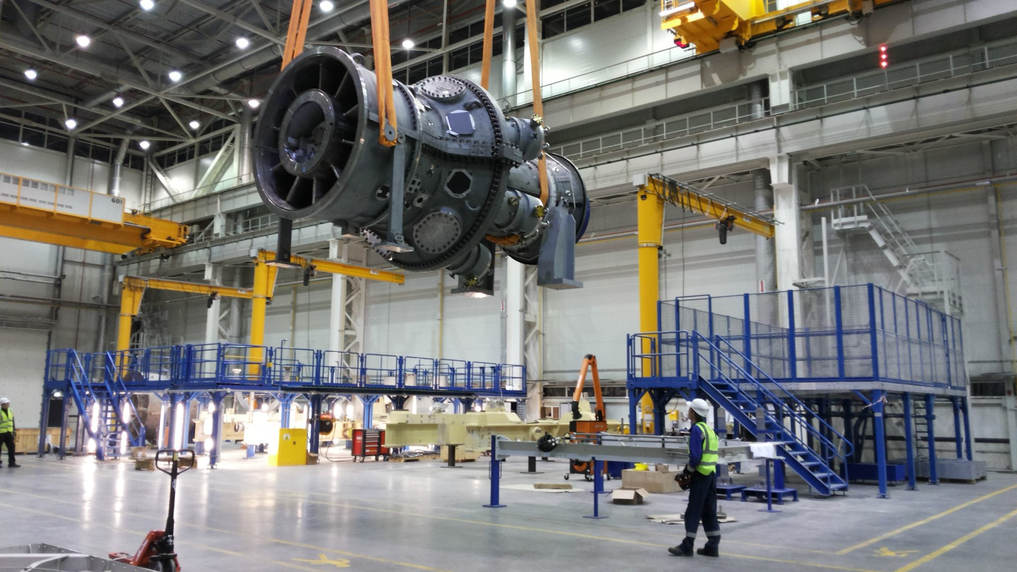 تولید ماشین فریم 6 در روسیه