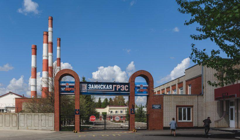ارتقاء نیروگاه زاینسک