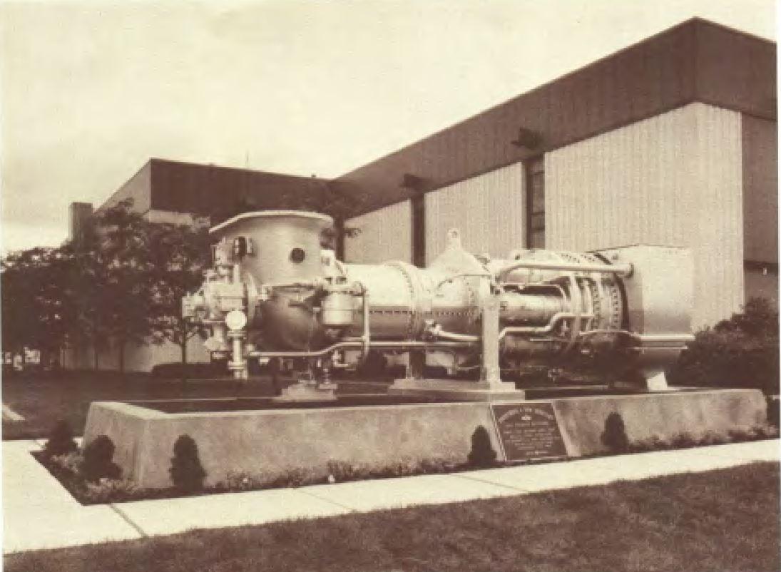 معرفی اولین توربین گاز نصبشده در آمریکا