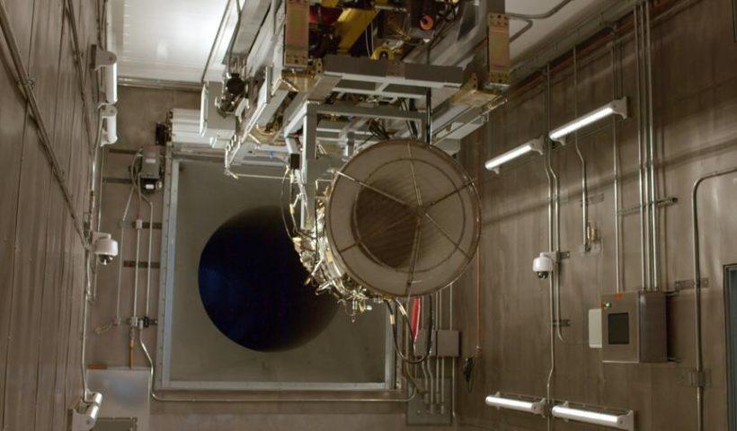 سلول تست موتورهای هوایی دانکن