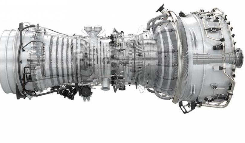 توربین گازی اِسجیتی-ای35