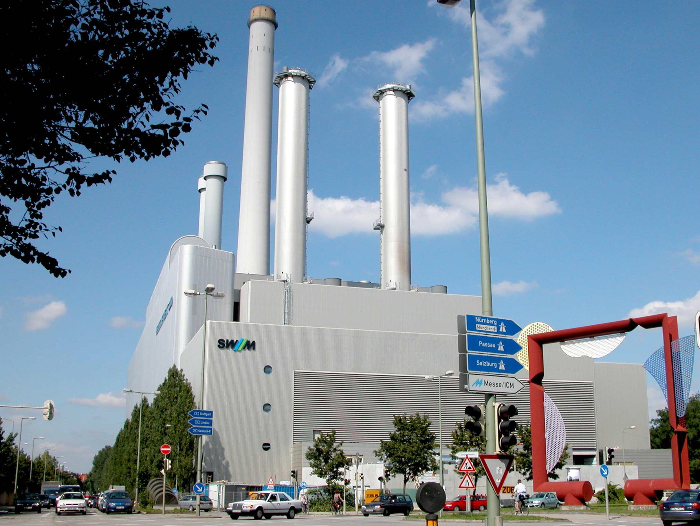 ارتقاء توربین های گاز جنرال الکتریک برای مشتری آلمانی