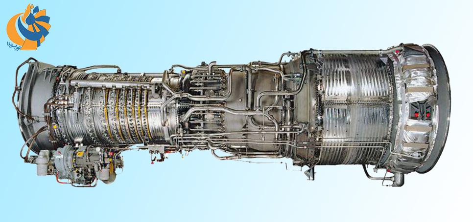 توربین گاز آیرودراتیو اِلاِم2500 توربین گاز آیرودراتیو اِلاِم2500
