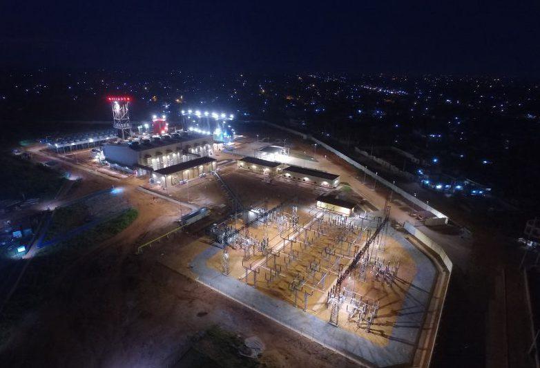 بهره برداری کامل از نیروگاه 127 مگاواتی بنین