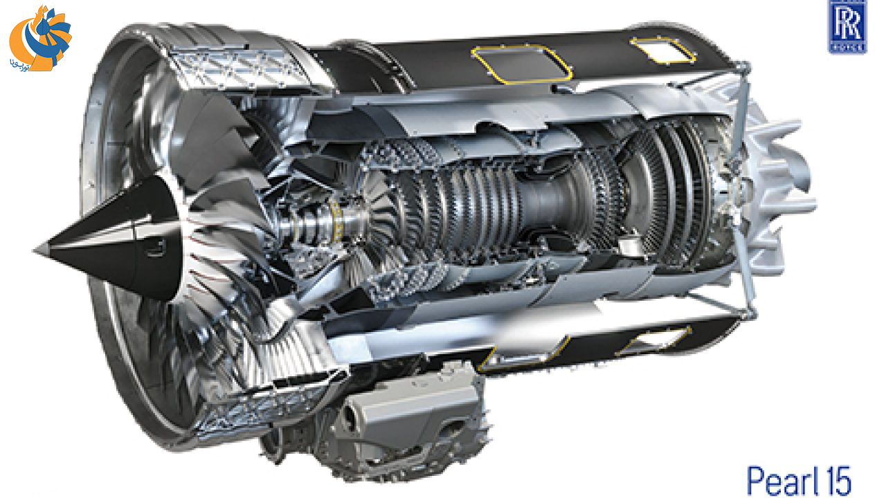 تایید صلاحیت پروازی موتور پرل15 توسط کانادا