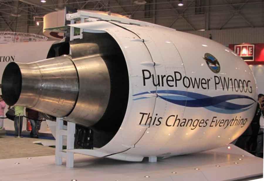 عملکرد موتور PW1100G زیر ذرهبین هندیها