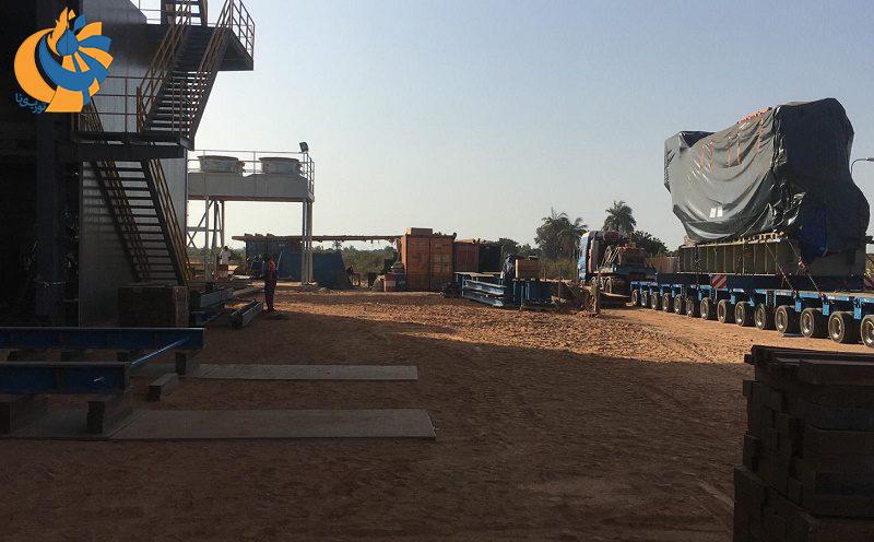 موتورهای مان برای نیروگاه گامبیا