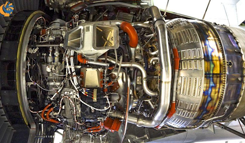 موتور جیئی90