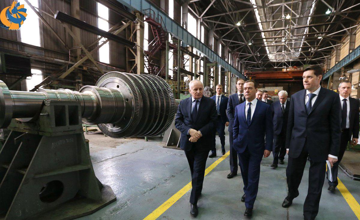 روز از نو، روزی از نو؛ تجدید مناقصه توربینهای گاز پرقدرت روسیه