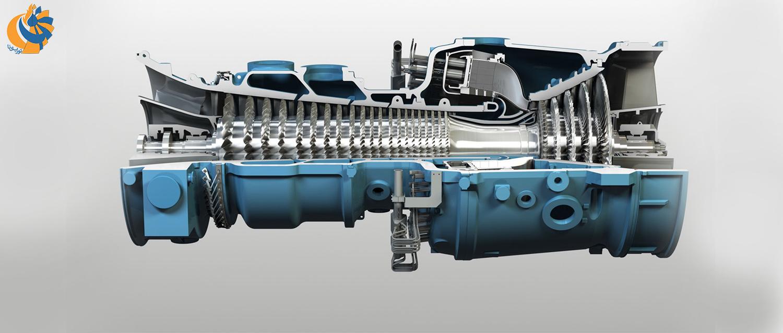 ارتقاء توربین گاز GT13E2 در پالایشگاه امارات توسط جنرال الکتریک
