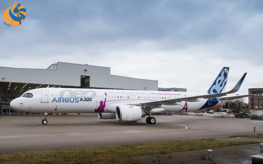 انتخاب موتورهای پرتاندویتنی برای نصب روی هواپیماهای ایرباس توسط چاینا ایرلاینز