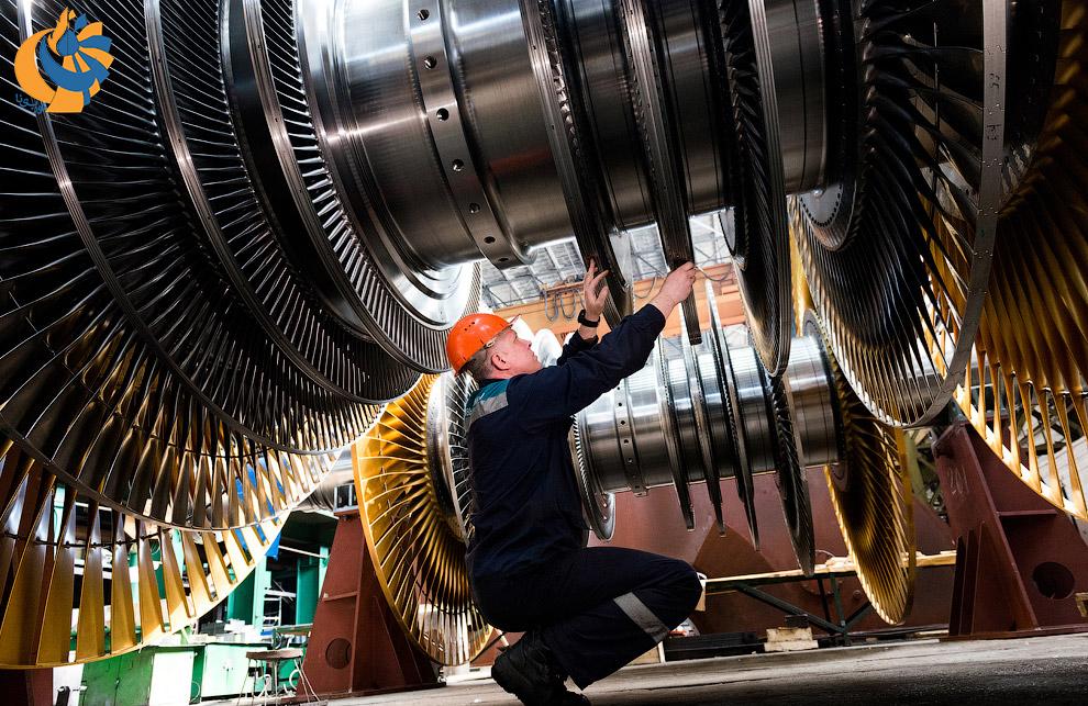 طرح وزارت انرژی روسیه برای توسعه توربینهای گازی