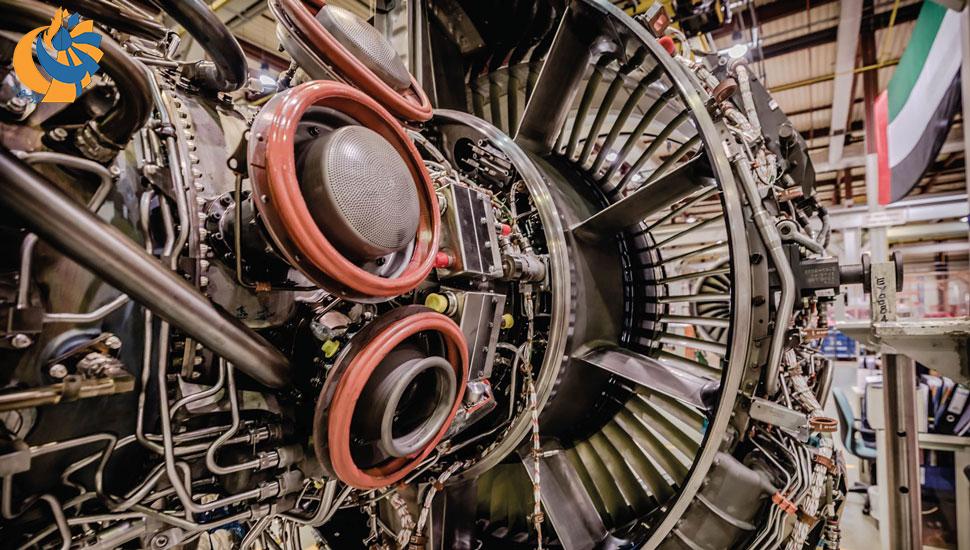مروری بر ظرفیتهای شرکت اماراتی ساناد در زمینه تعمیر و نگهداری موتورهای هوایی