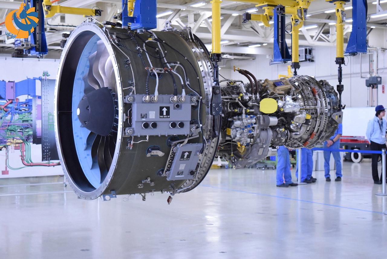 سلولهای تست میتسوبیشی برای موتورهای هوایی