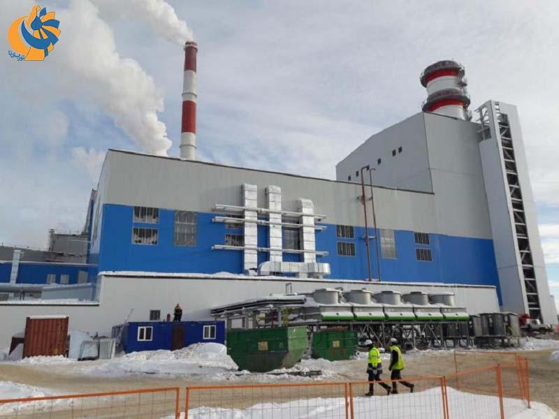ساخت نیروگاه جدید سیکل ترکیبی در تاتارستان روسیه با قلب تپنده زیمنس