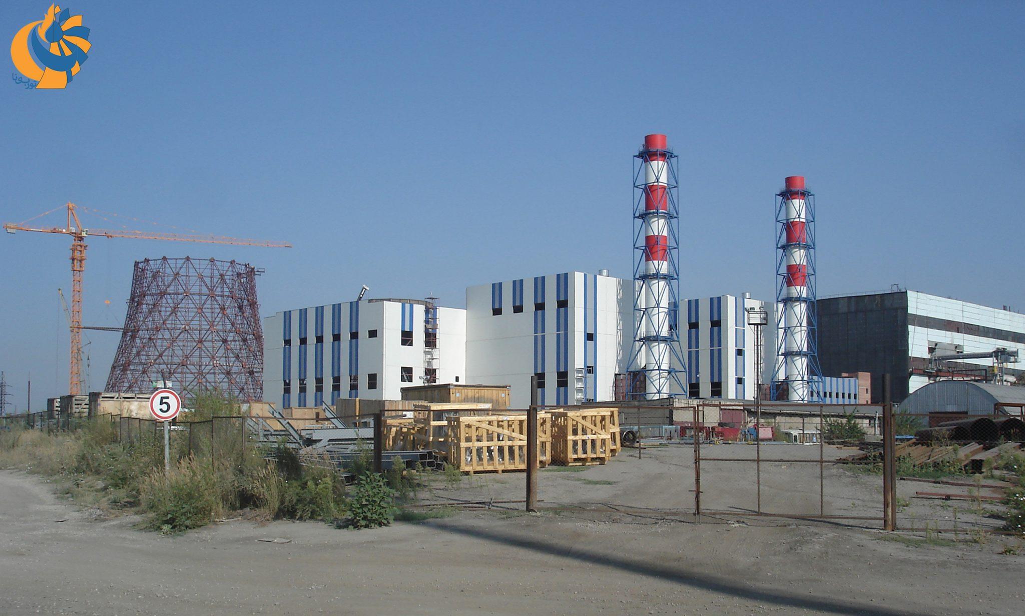 پروژه تعمیرات اساسی نیروگاه حرارتی سیکل ترکیبی Syzran واقع در روسیه