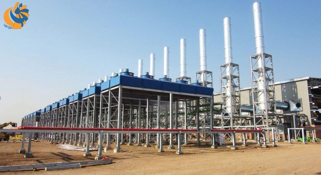 نیروگاههای گازسوز