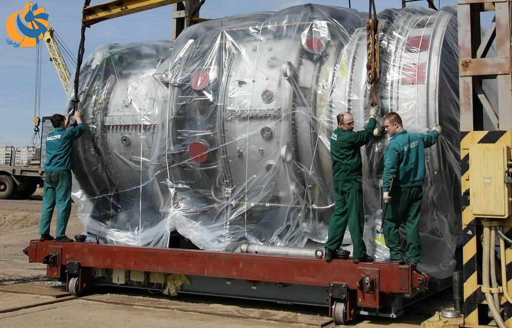 تاسیس شرکت تخصصی تولید و تامین خدمات توربینهای گاز در روسیه