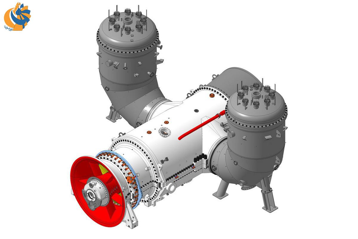 تلاش دفاتر طراحی پاور ماشین برای تسریع طراحی و توسعه توربینهای گاز پرقدرت