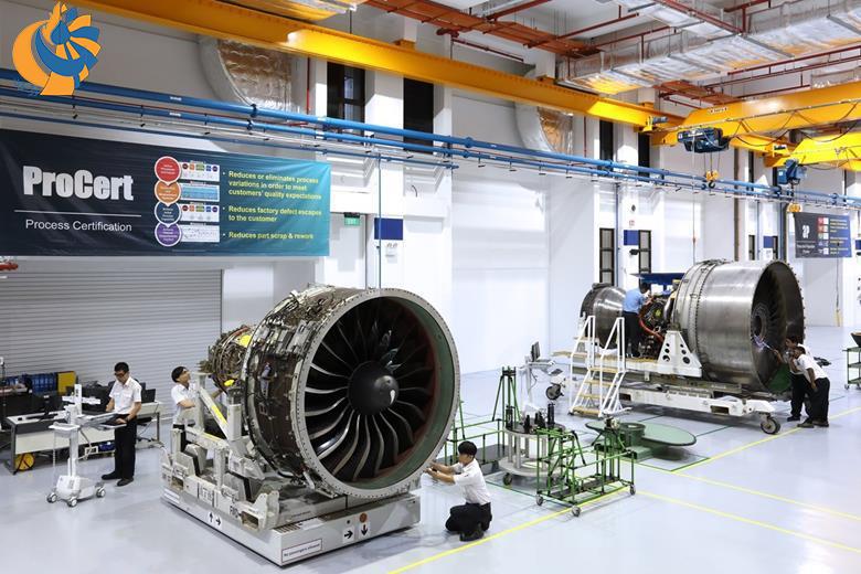 همکاری Pratt & Whitney با سنگاپور در زمینه تعمیر و نگهداری موتورهای هوایی