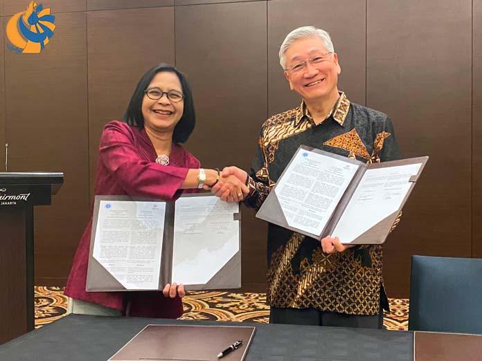 همکاری پژوهشی میتسوبیشی هیتاچی با مراکز دانشگاهی اندونزی