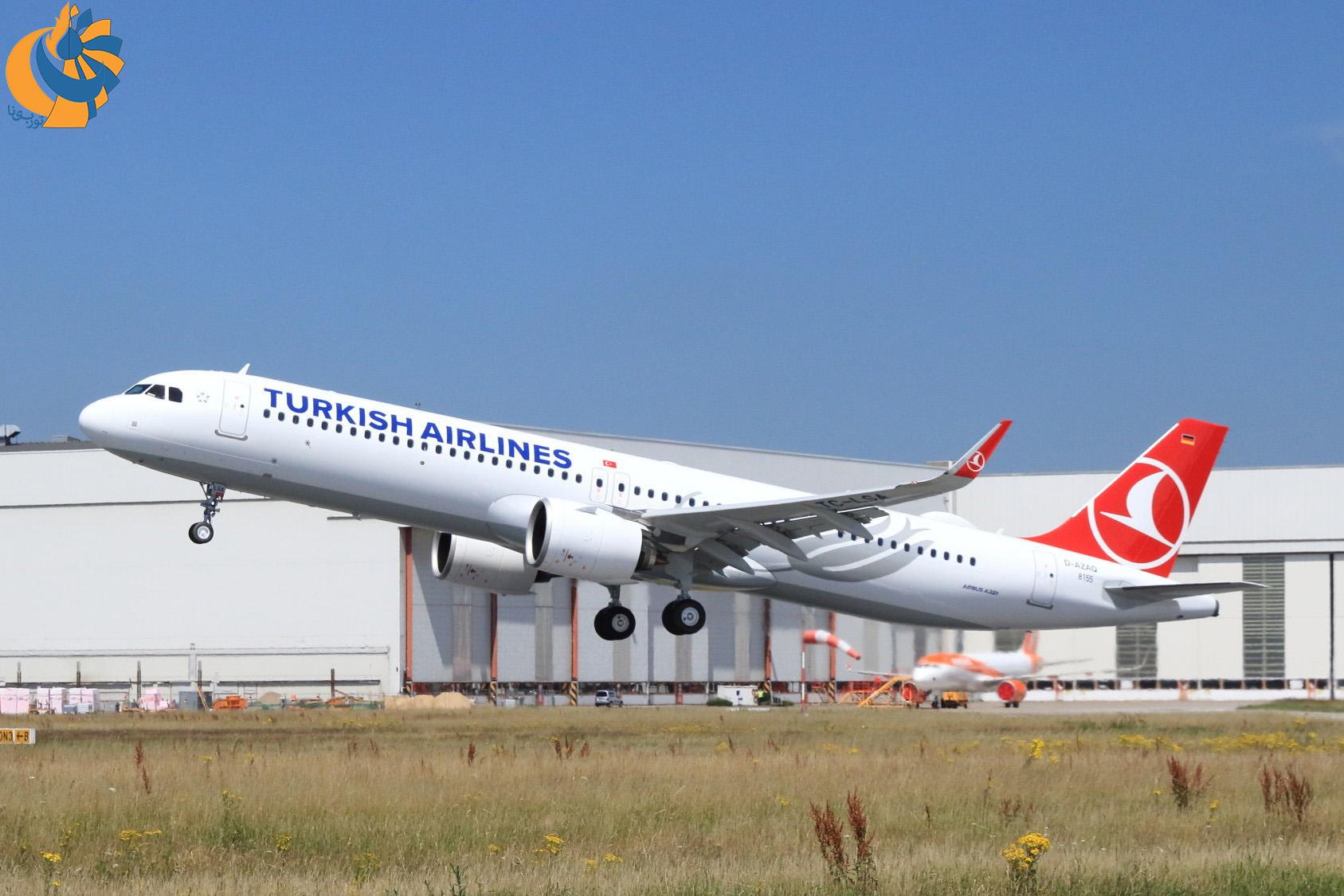 دردسر شرکت هواپیمایی ترکیه با موتورهای پرحاشیه PW1100G محصول Pratt & Whitney